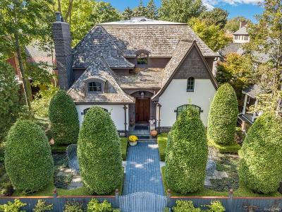 Birmingham Single Family Home For Sale: 558 Stanley Blvd