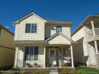 Auburn Hills Condo/Townhouse For Sale: 3917 Andover Ave