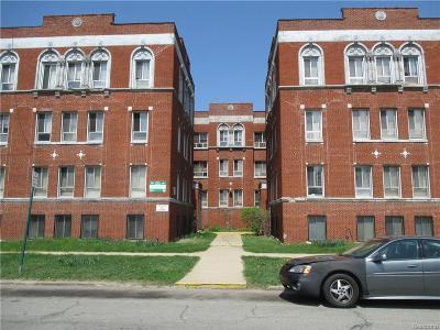 Detroit Multi Family Home For Sale: 2020 Elmhurst St