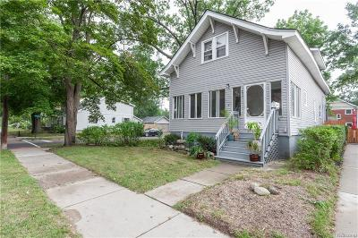 Ferndale Single Family Home For Sale: 703 W Marshall St