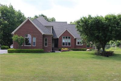 Lapeer Single Family Home For Sale: 4097 Carriage Hill Dr
