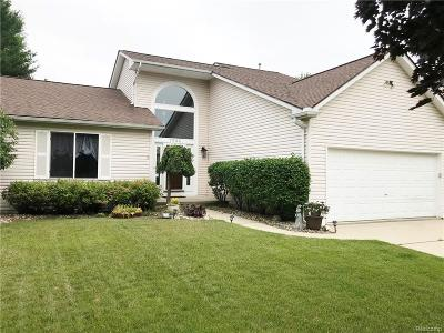 Lapeer Single Family Home For Sale: 7844 Katie