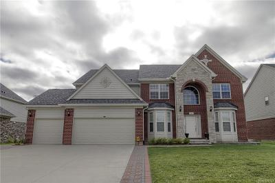 Troy Single Family Home For Sale: 2086 Chaps