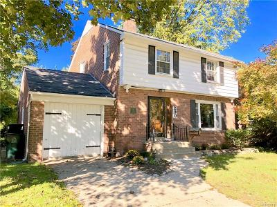 Ferndale Single Family Home For Sale: 290 W Drayton St