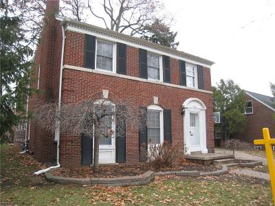 Dearborn Single Family Home For Sale: 336 Meridan St