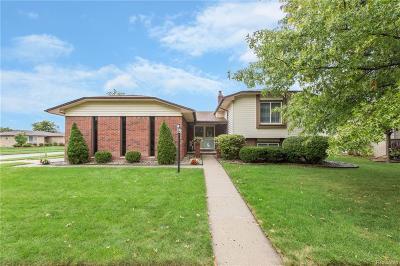 Canton Single Family Home For Sale: 613 N Corrine