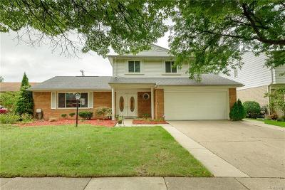 Dearborn Heights Single Family Home For Sale: 633 Centralia St