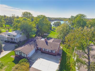 Lake Orion Single Family Home For Sale: 4142 Rohr Rd