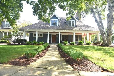 Birmingham Single Family Home For Sale: 585 Golf View Blvd