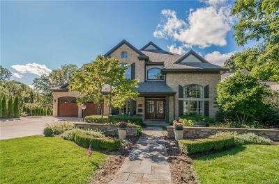 Northville Single Family Home For Sale: 352 Orchard Dr E