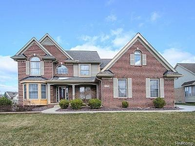 Plymouth Single Family Home For Sale: 51250 Weston Dr