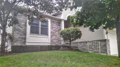 Lapeer Condo/Townhouse For Sale: 629 Rolling Hills Ln