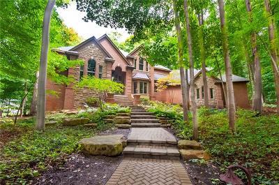 Farmington Hills Single Family Home For Sale: 36500 Howard Rd