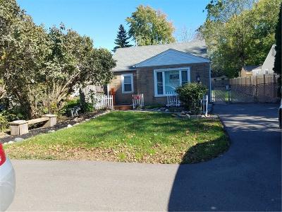 Canton Single Family Home For Sale: 1660 N Sheldon Rd