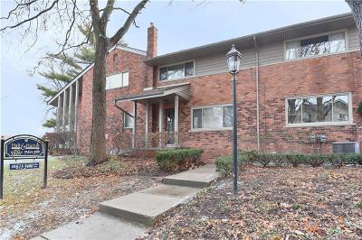 Birmingham Condo/Townhouse For Sale: 525 Bloomfield Crt