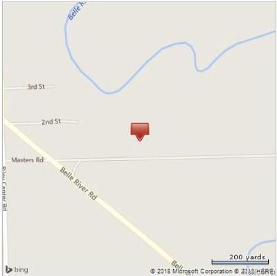St. Clair Residential Lots & Land For Sale: 12918 Masters Rd