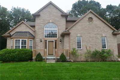 Westland Single Family Home For Sale: 8218 Pickering Pl