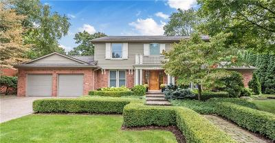 Birmingham Single Family Home For Sale: 1328 Lake Park Dr