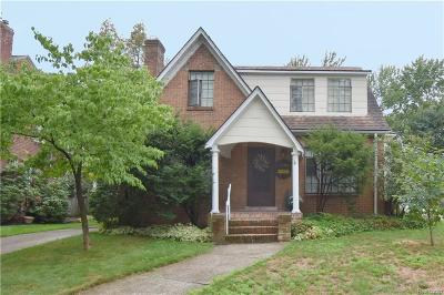 Royal Oak Single Family Home For Sale: 2303 Ferncliff Ave