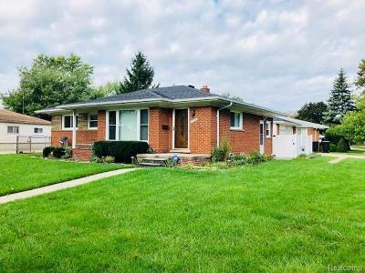 Trenton Single Family Home For Sale: 1752 E Longmeadow Rd