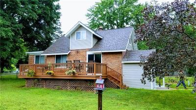 Rochester Hills Single Family Home For Sale: 3075 Emmons Ave