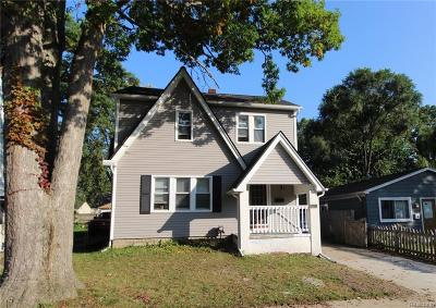Ferndale Single Family Home For Sale: 970 Pearson St
