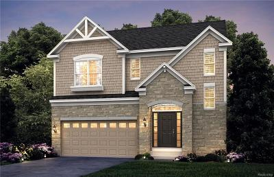 Northville Single Family Home For Sale: 19038 Denali Cir