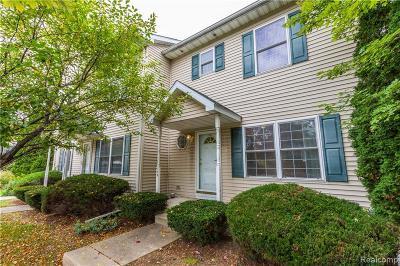 Ferndale Single Family Home For Sale: 440 Livernois St