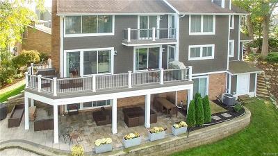 Lake Orion Single Family Home For Sale: 47 Sheron St
