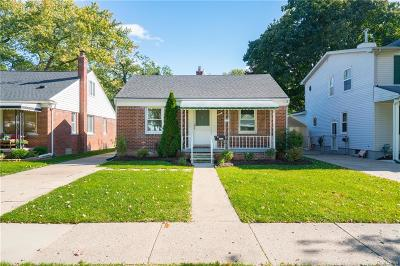 Dearborn Single Family Home For Sale: 2931 Katherine St