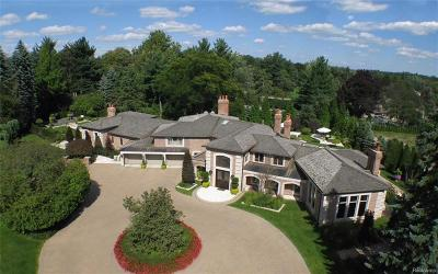 Bloomfield Hills Single Family Home For Sale: 362 Keswick Rd