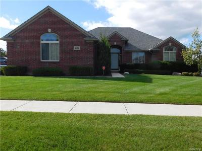 Clinton Township Single Family Home For Sale: 43765 Harlequin