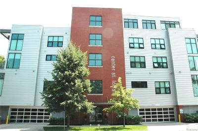 Oakland Condo/Townhouse For Sale: 100 N Center St
