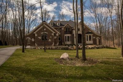 Single Family Home For Sale: 1186 Gleneagles