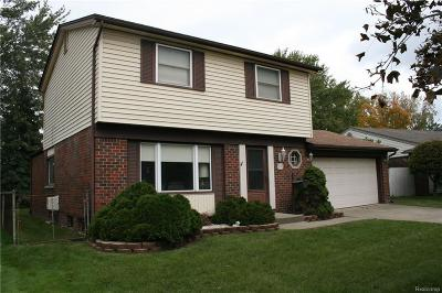 Plymouth Single Family Home For Sale: 9295 Caprice Dr