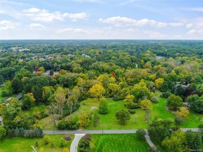 Franklin Residential Lots & Land For Sale: 30477 Oakleaf Ln