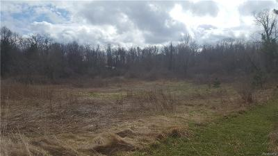Oakland Residential Lots & Land For Sale: Lake George Rd N