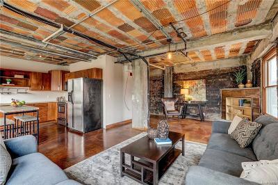 Detroit Condo/Townhouse For Sale: 2915 John R St