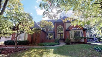 Troy Single Family Home For Sale: 2401 Tall Oaks Dr