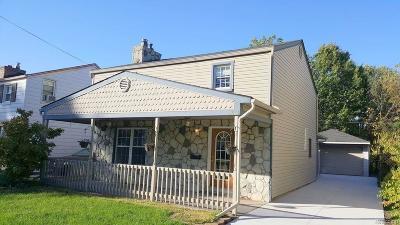 Center Line Single Family Home For Sale: 8561 Harding
