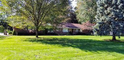 Bloomfield Hills Single Family Home For Sale: 6862 Halyard Rd