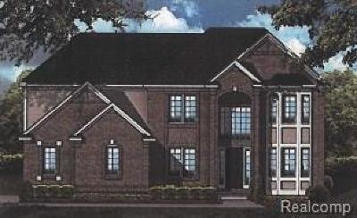 Oakland Single Family Home For Sale: 24381 Pembrooke Dr