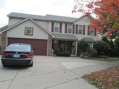 Dearborn Single Family Home For Sale: 18151 Outer Dr