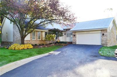 Oakland Condo/Townhouse For Sale: 4786 Apple Grove Crt