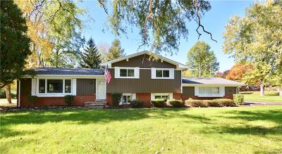 Oakland Single Family Home For Sale: 338 Randolph Rd