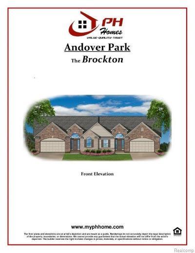 Oakland Condo/Townhouse For Sale: 677 Andover Park Ln