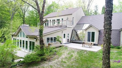 Oakland Single Family Home For Sale: 950 E Romeo Rd