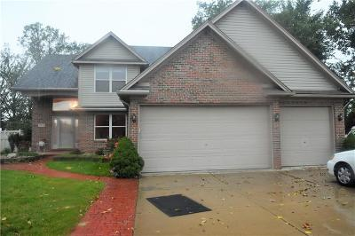Trenton Single Family Home For Sale: 27276 Lilly Dr