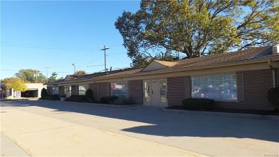 Commercial Lease For Lease: 28030 Harper Ave