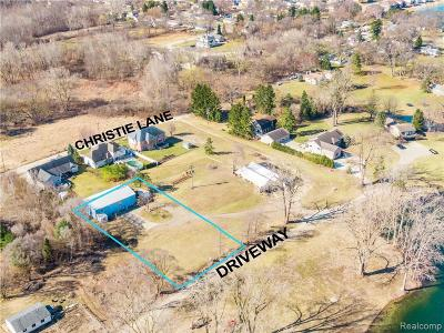 Shelby Twp Residential Lots & Land For Sale: Ryan Ln